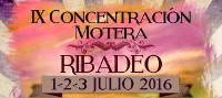 En Ribadeo se celebrará del 1 al 3 de julio la IX Concentración Motera, que organiza el Motoclub Al Corte.
