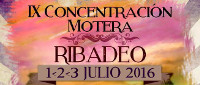 Todo está listo en Ribadeo para la celebración de la IX Concentración Motera, que tendrá lugar del 1 al 3 de julio. Habrá exhibición acrobática y desfile de antorchas.