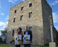 """O Castelo de Castrodouro, en Alfoz, acollerá o 28 de outubro unha charla-café titulada """"Comunidade e Muller na Galiza Rural"""", a cargo de Alba Díaz Geada."""