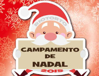 O Concello de Riotorto e Gamesport organizan un campamento de Nadal para nen@s de 5 a 16 anos con múltiples actividades. Dará comezo o 21 de decembro.