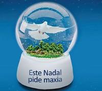 Arranca la campaña de Navidad del Centro Comercial Histórico de Viveiro con ambientación en las calles y con el sorteo de 3 sueldos de 1.200 euros en vales de compra cada uno.