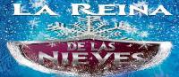 """El Teatro Pastor Díaz, de Viveiro, acogerá el 19 de diciembre el espectáculo """"La reina de las nieves"""", dentro de su gira 2016."""