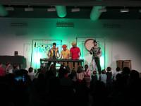 Odaiko ofrecerá un concerto didáctico para escolares o 15 de xaneiro no Cine Teatro, en Ribadeo. Será pola mañá.
