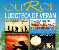 O Concello de Ourol organiza unha ludoteca de verán do 1 de xullo ao 12 de agosto para rapaces con idades comprendidas entre os 4 e os 16 anos.