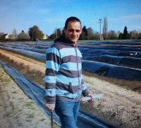 Jean Pacheco, produtor de agricultura ecolóxica en Francia, visita a Mariña do 3 ao 6 de febreiro, da man de Apaga e coa colaboración dos Concellos de Ribadeo, Lourenzá e Mondoñedo.