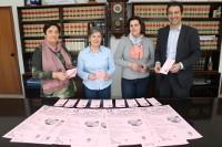 Cervo presentou o programa do XII Encontro de Palilleiras que se celebrará o 28 de marzo. Xa hai unhas 400 inscritas.