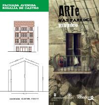 """O Concello de Ribadeo convoca o concurso """"Arte nas paredes"""" para seguir facendo máis agradable á vista a paisaxe urbana. Os artistas que queiran participar teñen ata o 22 de xuño para presentar as súas propostas."""