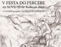 En Xove celébrase o 23 de xullo a quinta edición da Festa do Percebe, que contará con animación musical.