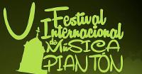 Del 26 de julio al 1 de agosto se celebrará en Piantón (Vegadeo) el V Festival Internacional de Música.