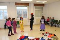 """Os venres de abril, maio e xuño desenvolverase en Cervo o taller de teatro """"Pimpim"""". Hai 32 nen@s inscrit@s."""