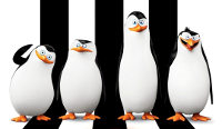 """Este martes, 26 de xullo, haberá unha nova sesión de cine ao aire libre en Burela. Vaise proxectar a película """"Los pingüinos de Madagascar""""."""