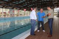 Na piscina municipal olímpica de San Ciprián comezarán o 2 de novembro os cursos da tempada 2016/2017.