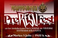 El 5 de julio tendrá lugar en Viveiro la tercera edición del PreResu16 en el que participarán dos djs y cinco bandas seleccionadas por el propio Resurrection Fest.
