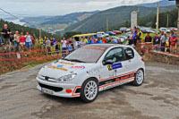Este domingo, 11 de octubre, tendrá lugar el X Rallysprint de Castropol. Óscar López afronta su segunda cita de la temporada.