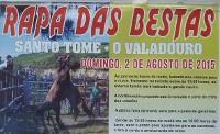A parroquia de Santo Tomé (O Valadouro) organiza a súa tradicional rapa das bestas, que terá lugar o 2 de agosto.