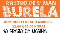 O 11 de setembro celébrase o quinto rastro de segunda man, organizado polo Concello de Burela. Será en horario de mañá e tarde.