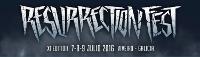 Nuevas bandas en el Resurrection Fest 2016. En julio estarán en Viveiro Brujería, Destruction y Turisas, entre otras.