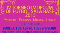 Diez equipos naranjas estarán en el Memorial Rodrigo Maseda Lozano 2015. El evento tendrá lugar a principios de julio en A Mariña.