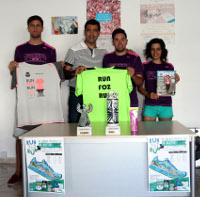 A oitava carreira popular de Foz celebrarase o día 14 de agosto. Na presentación participou o alcalde, Javier Castiñeira.
