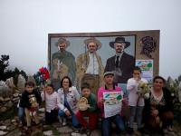 A 1ª Ruta Cabalar Monte Castelo terá lugar este sábado, 23 de maio, en Burela.