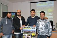 A XIII Ruta en vehículos 4x4 Montes da Mariña, que foi presentada en Foz, celebrarase do 28 ao 30 de outubro.