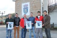 Un cento de xinetes percorrerán o municipio de Cervo a cabalo na VII Ruta do Poldro que se celebra este 12 de abril.