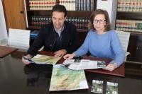 O Concello de Cervo editou dous mil folletos promocionais sobre as rutas de sendeirismo que discorren a carón dos ríos Xunco e Covo.