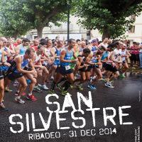 Aberta a inscrición para participar na carreira San Silvestre Ribadeo 2014. O 31 de decembro a proba absoluta dará comezo ás cinco da tarde. A proba está organizada polo Concello e pola Deputación Provincial de Lugo.