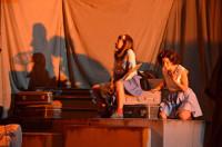 Alfoz celebrará o día do libro o 27 de abril con Sarabela Teatro. Será na Casa da Cultura a partir das tres das tarde.