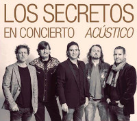 O grupo de pop rock Los Secretos actuará en Mondoñedo o 18 de outubro, dentro do programa de As San Lucas.