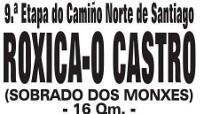 Pasada das Cabras, de Burela, fará o 10 de setembro a novena etapa do Camiño Norte a Santiago.