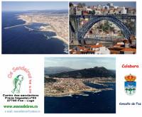 A asociación Os Sendeiros, de Foz, organiza unha viaxe a Portugal do 1 ao 3 de maio. Será para facer a ruta de Póvoa de Varzim a Esposende.