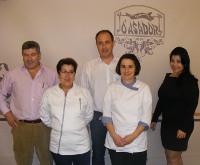 """El restaurante O Asador, de San Cosme de Barreiros, acogerá su primer """"show room"""" de bodas y comuniones los días 23 y 24 de enero."""