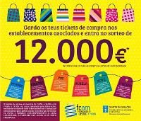 A Federación de Comercio A Mariña sorteará 12.000 euros en vales de compra na campaña que levará a cabo durante os meses de outubro e novembro.