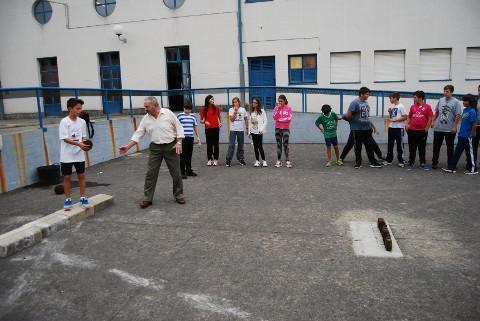 En Xove teñen lugar do 29 de setembro ao 1 de outubro unhas xornadas de promoción dos bolos para o alumnado de ESO do IES Illa de Sarón.