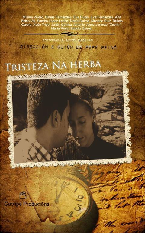 """Este domingo, 21 de xuño, proxectarase na Casa da Cultura de Burela a película """"Tristeza na herba"""" de Pepe Peinó."""