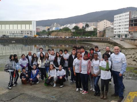 Gaia e o Concello de Burela programaron do 11 ao 29 de xuño a limpeza de varias zonas costeiras e praias. Así celebrarán o Día Mundial dos Océanos.