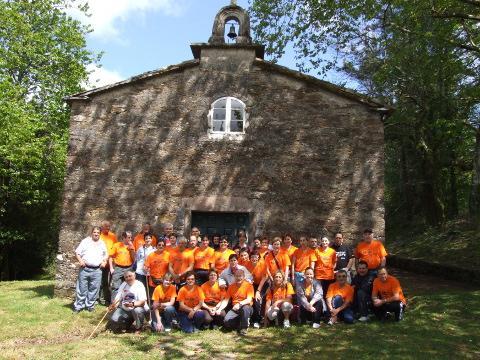 O Concello de Barreiros organiza unha peregrinación polo Camiño Primitivo que comezará o 16 de abril. Dividirase en oito etapas que se levarán a cabo os sábados.