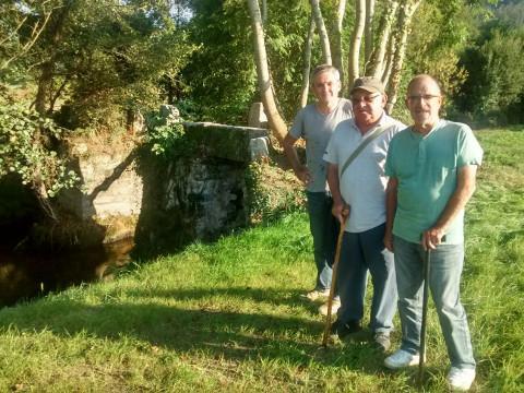 A Ponte Vella de Frexulfe, en O Valadouro, acollerá o 11 de agosto a terceira edición da ponte literaria do verán, na que participarán varios escritores mariñáns.