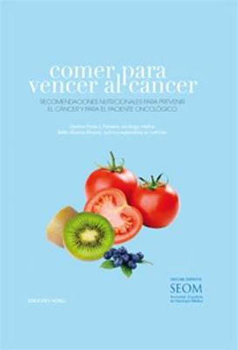 """O 6 de marzo terá lugar a charla-presentación do libro """"Comer para vencer el cáncer"""". Será no Cine Teatro de Ribadeo. O acto está organizado pola Concellaría de Igualdade."""