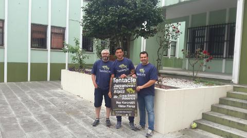 El 20 de agosto se celebrará en Foz una nueva edición del Tentacle Summer Fest, que fue presentado por el alcalde, Javier Castiñeira, y por miembros de la organización.