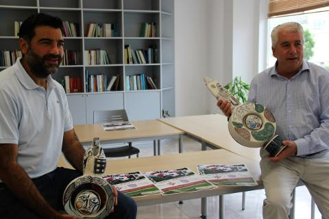 O Foz e o Navia disputarán este domingo, día 28, o XXVIII Trofeo Vila de Foz de fútbol.