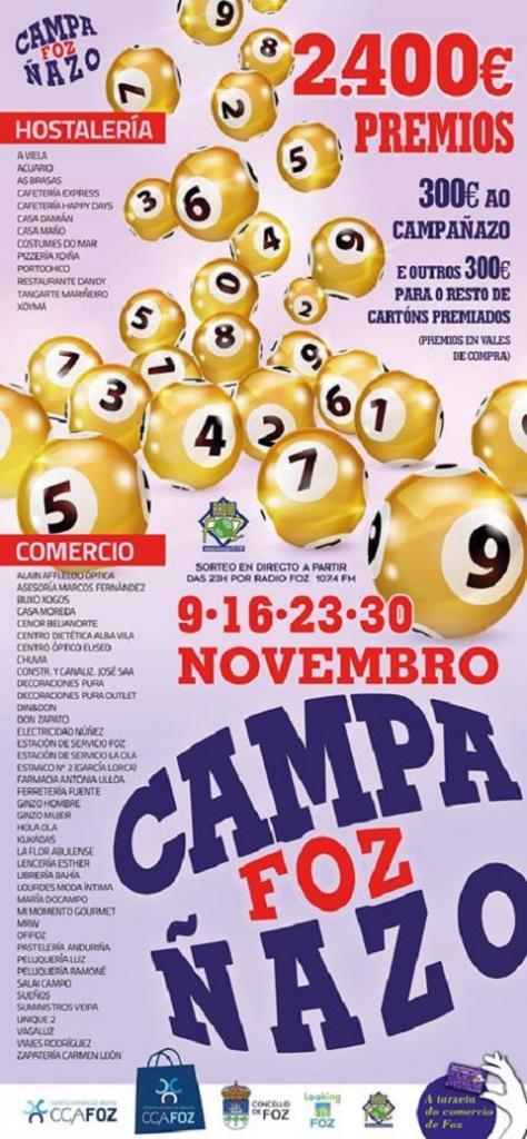 O 9 de novembro chega unha nova edición do tradicional Campañazo 1904a27380c9