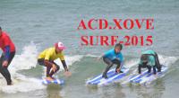 A ACD Xove organiza novos cursos de surf durante o verán. Serán de iniciación e perfeccionamento e impartiranse en xullo e agosto.