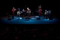 """O Quinteto Nuestro Tiempo presenta en Ribadeo o espectáculo """"Tango Nuestro"""" o vindeiro domingo, 12 de abril. Será no auditorio Hernán Naval."""