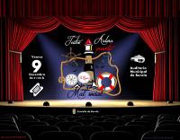 Teatro, Festival de Panxoliñas, acendido da árbore de Nadal e rastro popular son as propostas culturais do Concello de Burela do 9 ao 11 de decembro.