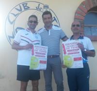 O XVIII Torneo de Tenis Vila de Foz disputarase do 1 ao 7 de agosto nas pistas de Marzán. O evento foi presentado polo alcalde e por directivos do Club de Tenis.