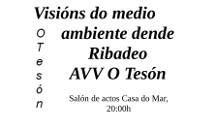 """O biólogo Óscar Chao pronunciará este sábado, 18 de abril, en Ribadeo a charla """"Máis aló das Catedrais: biodiversidade en Ribadeo e arredores"""". O acto está organizado por O Tesón."""