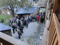 O Pazo de Tovar será escenario este sábado, 28 de marzo, de varias actividades para celebrar o primeiro aniversario da súa apertura despois da restauración.