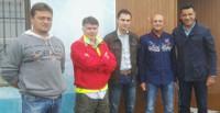 A Deputación de Lugo, principal patrocinadora da Travesía de Foz que se celebrará o 17 de setembro. A cita deportiva reunirá a máis de 350 palistas.